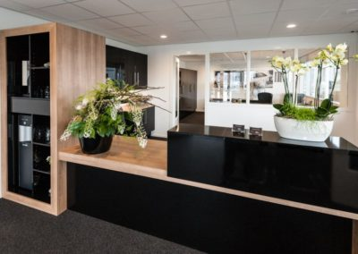 Projectinrichting interieur Ben Bakker auto's