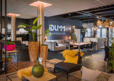 Showroom Inspiratiefabriek IDuMMdesign
