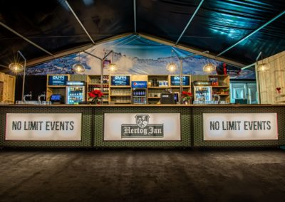 Projectinrichting maatwerk bar NoLimits